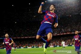 Klasemen dan hasil Liga Spanyol, Barcelona mulai buntuti Real Madrid