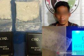 Polres Tanjungbalai tangkap pria pemilik 248,9 gram sabu-sabu