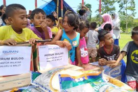 BUMN salurkan Rp2,5 miliar untuk korban gempa Maluku