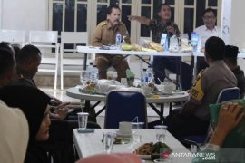 Ratusan pelaku UKM bincang pagi dengan Bupati Abdya