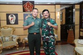 Panglima TNI apresiasi prajurit tamtama kuasai 7 bahasa asing