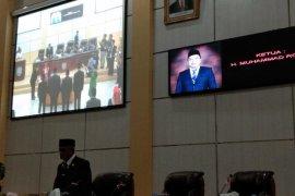 Pimpinan DPRD Banjar dilantik