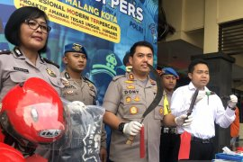 Polres Malang Kota tembak mati dua residivis pencurian kendaraan bermotor