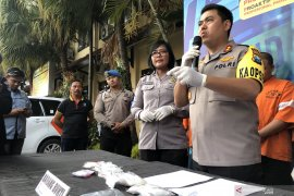 Peredaran 730 gram sabu digagalkan Polres Malang Kota, lima tersangka diamankan