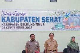 Pemerintah Belitung Timur bentuk forum kabupaten sehat