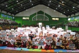Ratusan siswa di Lebak siap berlaga diajang Bintang Sains 2019.