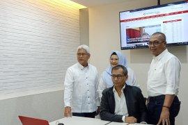 Komisi I DPR gelar RDP bersama Perum LKBN Antara