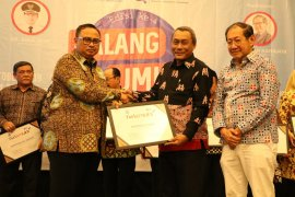 Pemkab Serang Raih penghargaan Natamukti Award 2019 dari ICSB