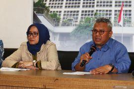 KPU sampaikan poin-poin revisi UU Kepemiluan