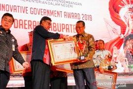 Situbondo peringkat keempat kompetisi Innovative Government Award 2019