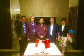 ISI Denpasar dan universitas di China jajaki kerja sama