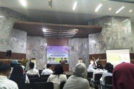 400 pemuda Riau ajak warga