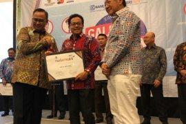 Gerakkan sektor UMKM, Kota Malang terima Penghargaan Natamukti