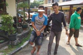 Aksi kakak-beradik yang mencuri di 16 lokasi berakhir di Padang Lua