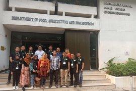Polbangtan Bogor kirim mahasiswa dan dosen ikuti pelatihan di Thailand.