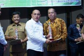 Tebing Tinggi terima penghargaan TPID Teladan