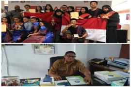 Dua tim SMAN-1 Tebing Tinggi ukir prestasi di WICE Malaysia