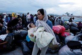 """Pengawas HAM: Kehidupan migran di Yunani """"mengerikan"""""""