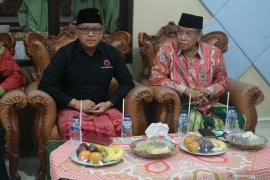 Ketum PBNU KH Said Aqil Siradj : Jokowi-Ma'ruf simbol kemenangan nasionalis-santri