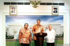 Kementerian PUPR - TNI kerja sama untuk membangun kembali Wamena