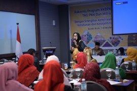 PKK Aceh dukung kemitraan dengan BKKBN-TNI untuk ketahanan  keluarga