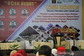Menkumham tingkatkan kesadaran hukum masyarakat melalui  Kadarkum