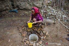 22 desa di Karawang terdampak kekeringan dan krisis air bersih