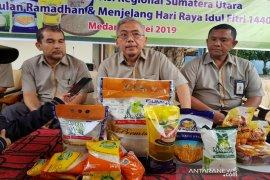 Bulog Sumut gelontorkan 13.622 ton beras untuk tekan lonjakan harga