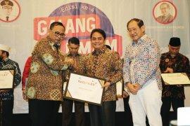Pontianak meraih penghargaan Natamukti bidang UMKM