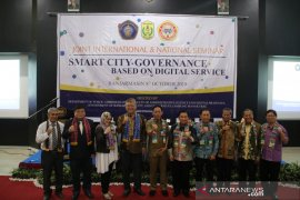 ULM holds int'l seminar to support Banjarmasin toward smart city