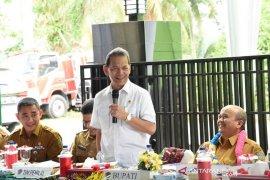 Tim penilai Provinsi Sumut kunjungi Kecamatan Batang Angkola