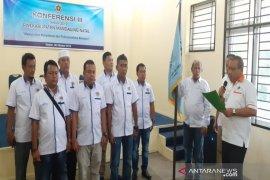 M.Ridwan terpilih menjadi Ketua PWI Madina