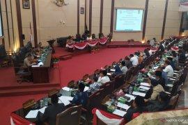 DPRD Medan tetapkan unsur pimpinan definitif