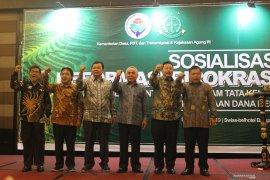 Gubernur apresiasi  kerjasama Kemendes PDTT dan Kejagung
