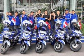 """Touring Yamaha """"Blue Core"""" lintasi lima negara Asia Tenggara"""