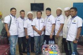 Ketua DPRD Madina: Selamat buat komando baru PWI Madina