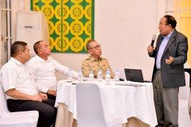 Gubernur minta pembangunan Medan-Binjai-Deliserdang-Karo diselesaikan