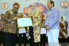 Purwakarta kembali meraih Penghargaan Natamukti Kementerian UKM