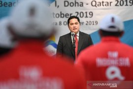 Kontingen Indonesia ikuti 45 cabang olahraga SEA Games 2019