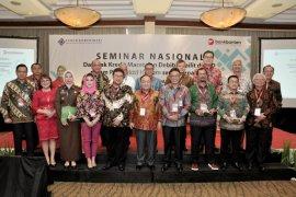 Bank Banten Selenggarakan Seminar Nasional FKDK BPDSI