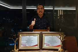 Hutama Karya sabet dua penghargaan di BUMN Hadir Untuk Negeri Award 2018