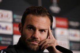 Juan Mata akui tembus empat besar liga Inggris semakin sulit