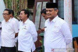 Pemkab Aceh Barat gelar apel keliling cegah ASN membolos