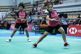Bulutangkis dunia junior, tiga ganda putri Indonesia melangkah ke perempat final