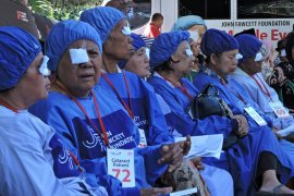 Operasi katarak gratis di Situbondo capai 3.300 pasien