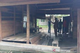 Gajah liar rusak empat rumah warga di Bener Meriah