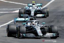 Mercedes berpeluang kunci juara dunia