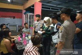 Polres Bangka Barat tahan belasan wanita pekerja malam