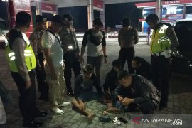 Polisi Bangka Barat bekuk tiga pengguna sabu