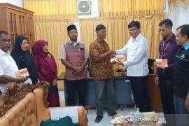 Dinas Sosial P3A Aceh Utara salurkan bantuan Aslut untuk 50 lansia